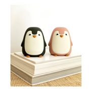 LIEWOOD - Penguin night light in BPA free silicon - Scene