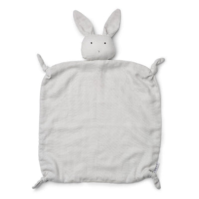 LIEWOOD - Organic cotton soother - Grey rabbit
