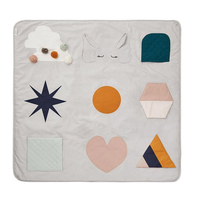 LIEWOOD - Activity blanket - Maude - 100% organic cotton