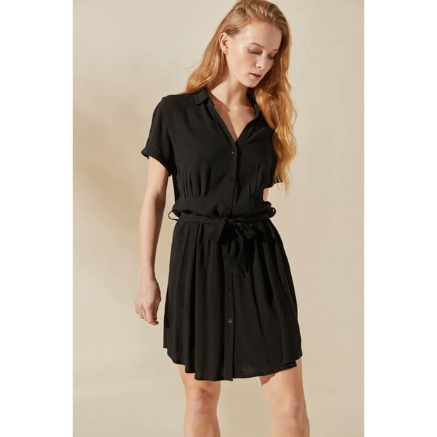 Caline dress - Black