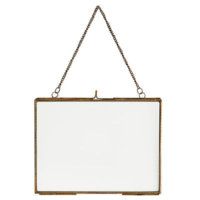 Hanging photo frame - Horizontal