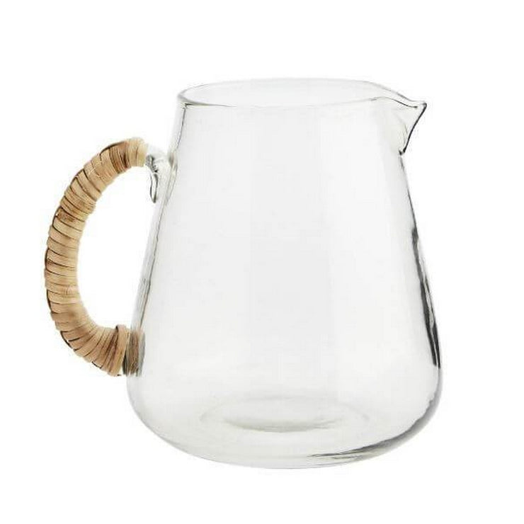 Water jug - Glass and bamboo