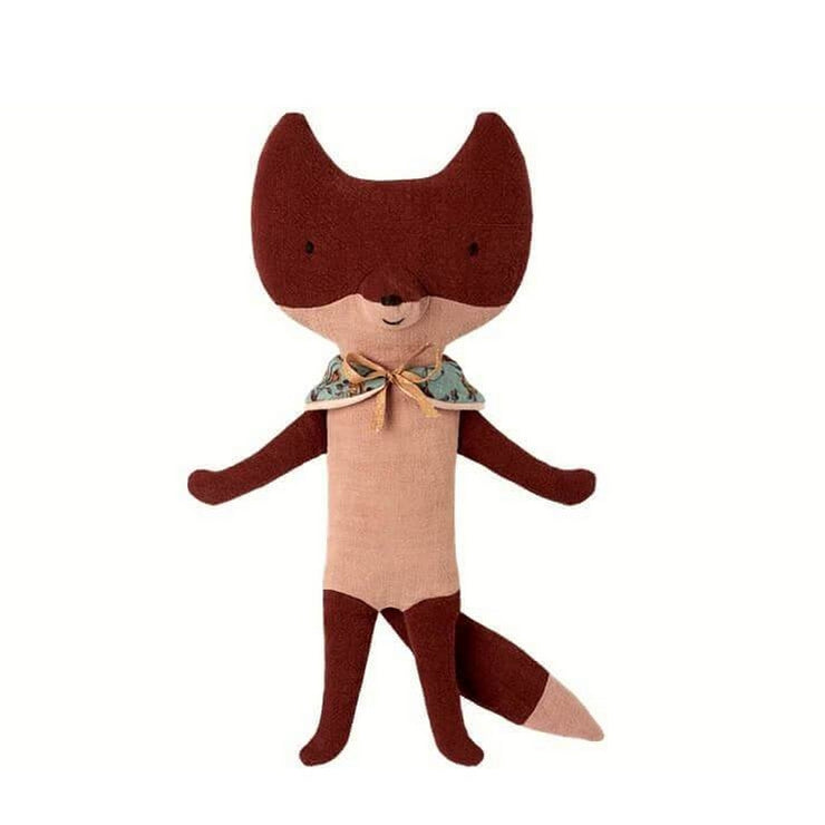 MAILEG - Lady fox doll