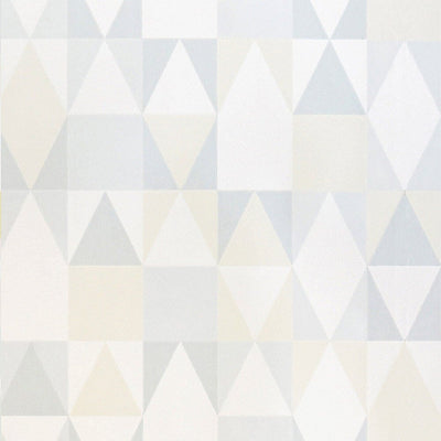 MAJVILLAN - Original and geometric wallpaper - Alice grey