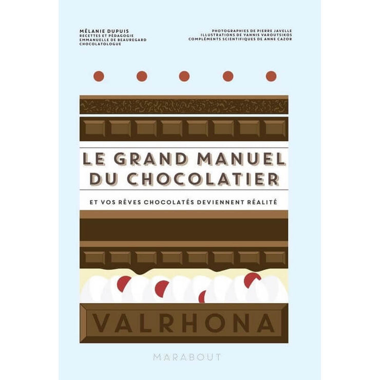 MARABOUT - Le Grand manuel du chocolatier in French