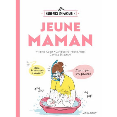 MARABOUT EDITIONS - French book about maternity
