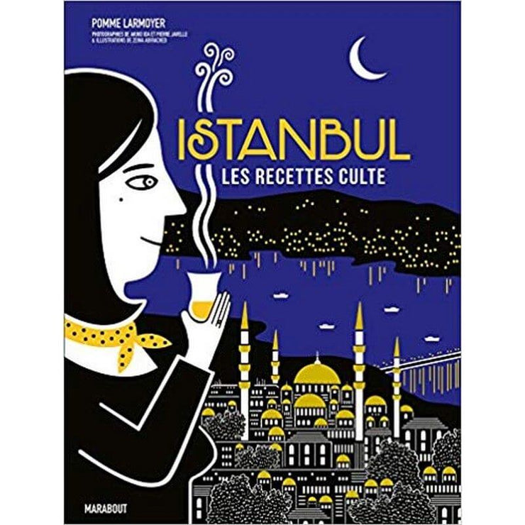 MARABOUT - Book in French about iconic turkish recipes