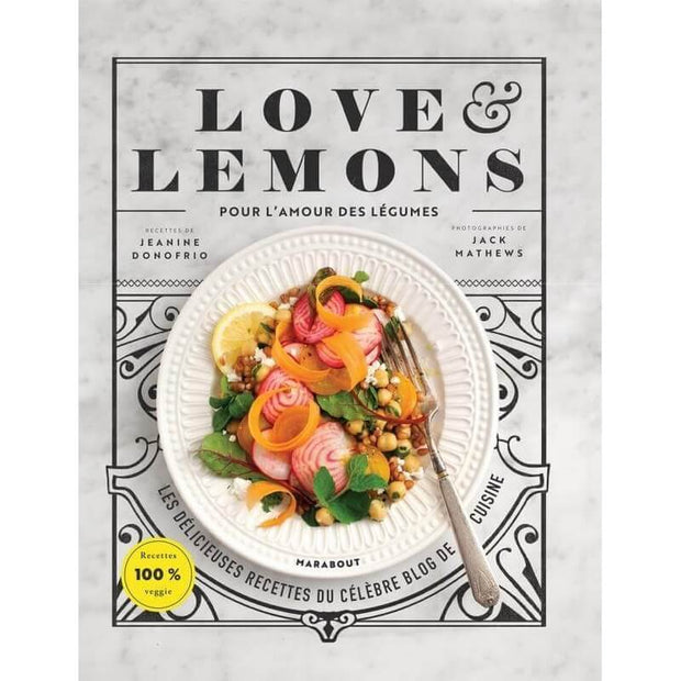 """Love & lemons"" book"