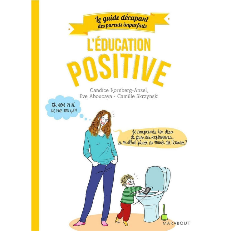 MARABOUT EDITIONS - French book about positive education