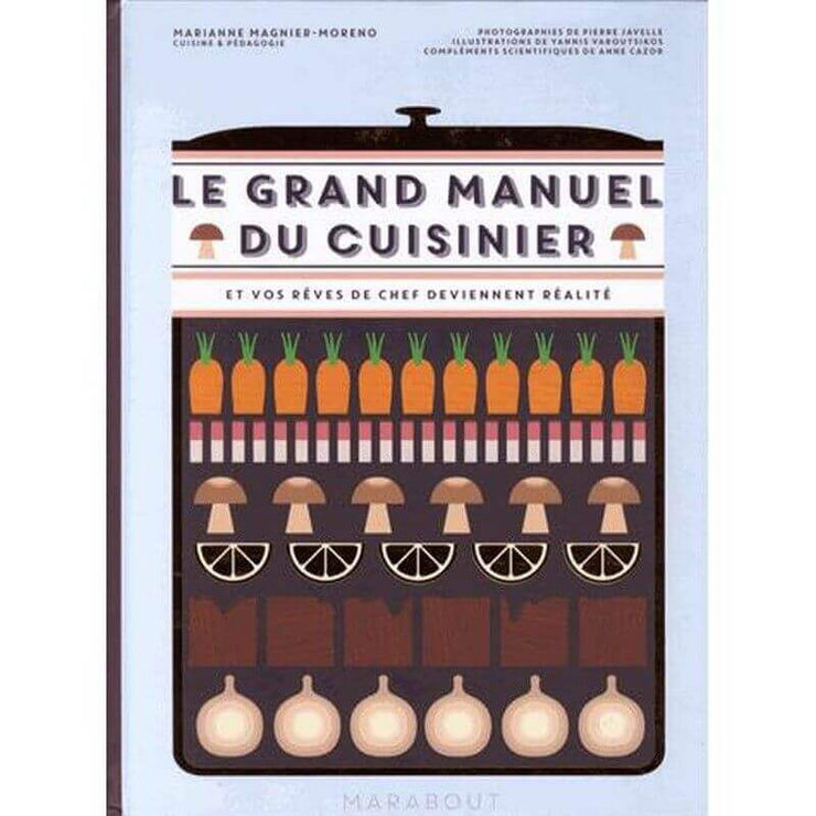 MARABOUT - Le Grand manuel du cuisinier in French