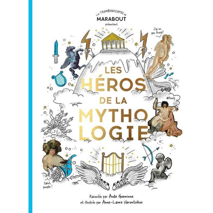 MARABOUT EDITIONS - Book in French about Greek mythology