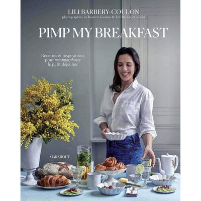 """Pimp my breakfast"" book"