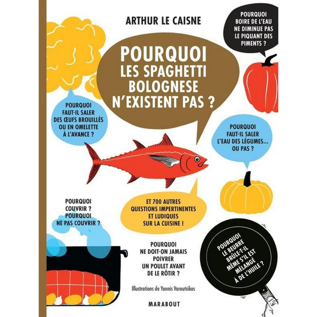 MARABOUT EDITIONS - Book in French about clichés and popular beliefs around food