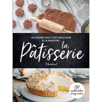 MARABOUT - Book in French about French patisserie