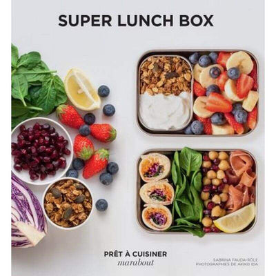 """Super lunch box"" book"