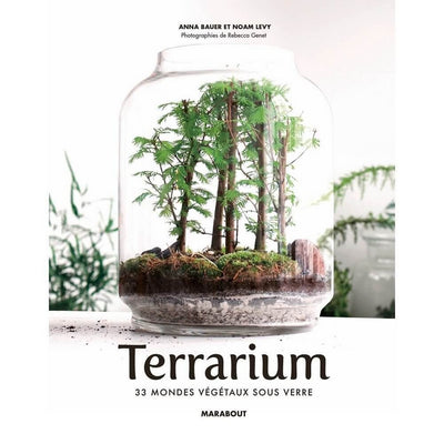 MARABOUT - Book in French about terrariums