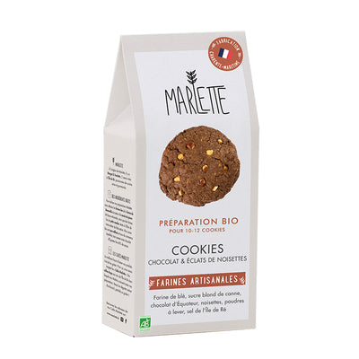 MARLETTE - Organic chocolate cookies baking mix