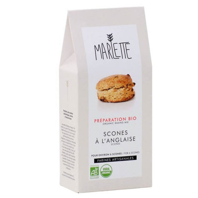 MARLETTE - Organic scones baking mix