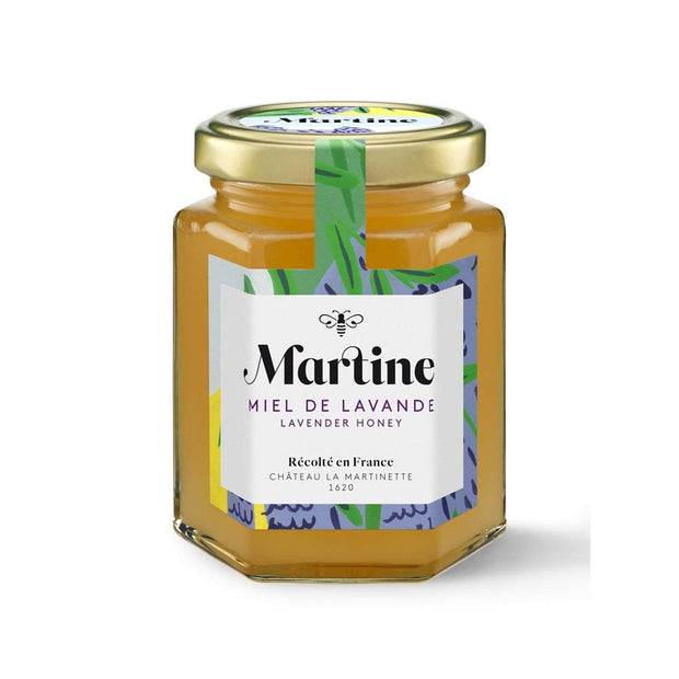 MIEL MARTINE - Lavender honey harvested in France