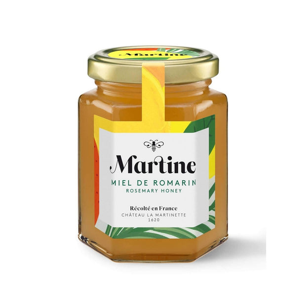 MIEL MARTINE - Rosemary honey harvested in France