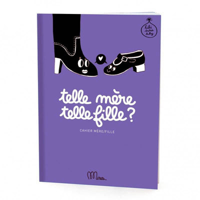 MINUS EDITIONS - Like mother like daughter booklet - French