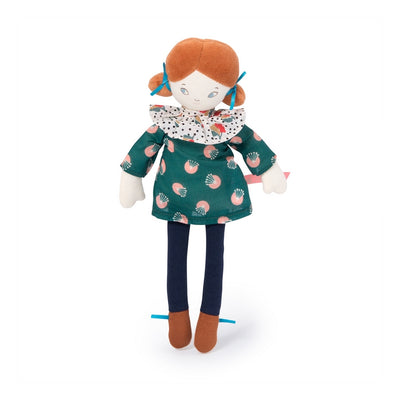 Mademoiselle Blanche doll - Green