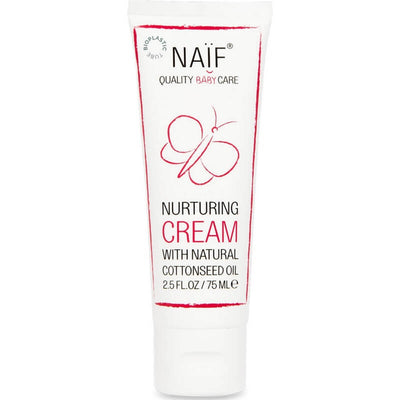 NAIF - Baby nurturing cream - Natural cosmetics for babies