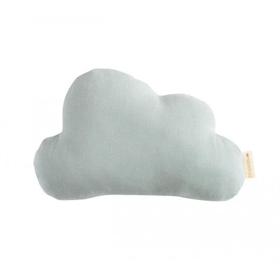 Cloud cushion - Riviera Blue