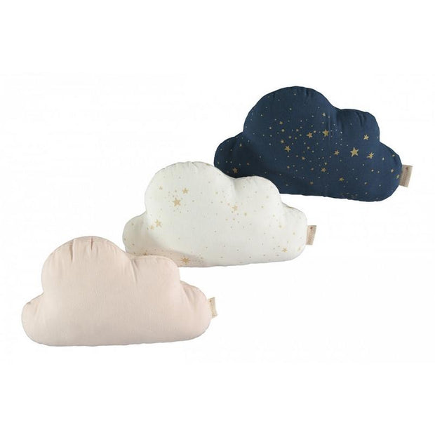 Cloud cushion - Stella Blue