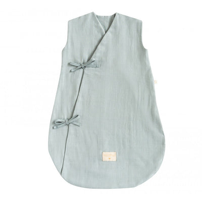 NOBODINOZ - Dreamy sleeping bag - Riviera Blue - Organic cotton