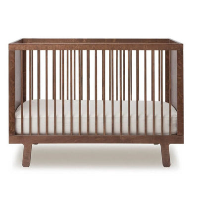 OEUF NYC - Sparrow crib - Walnut