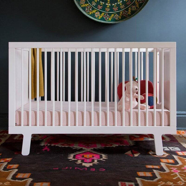 OEUF NYC - Sparrow crib - Scene