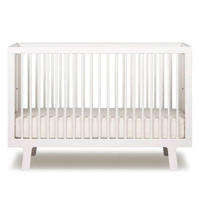 OEUF NYC - Sparrow crib - White