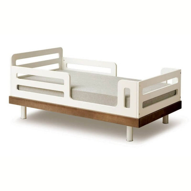 Classic Toddler Bed - Walnut
