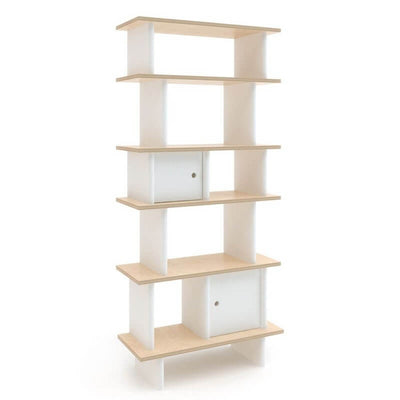 OEUF NYC - Vertical mini library - Birch