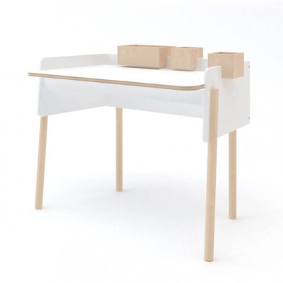 OEUF NYC - Brooklyn desk - White