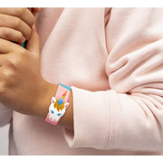 OMY DESIGN & PLAY - SuperBuddy bracelet for kids - Unicorn scene