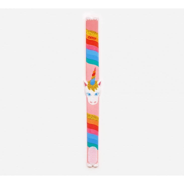 OMY DESIGN & PLAY - SuperBuddy bracelet for kids - Unicorn
