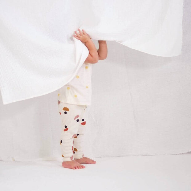 ORGANIC ZOO - Colours of the moon pants - Organic cotton