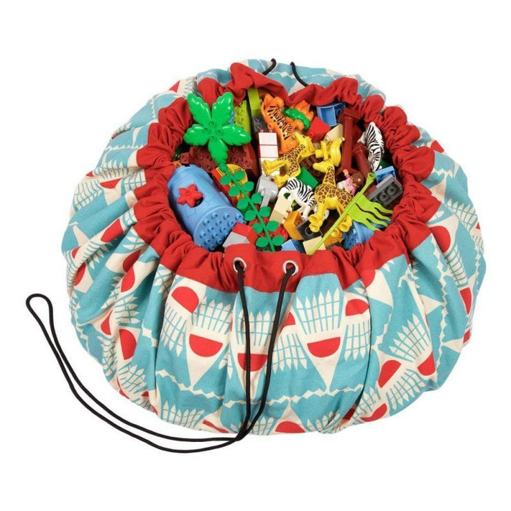 PLAY & GO - Badminton toy storage bag