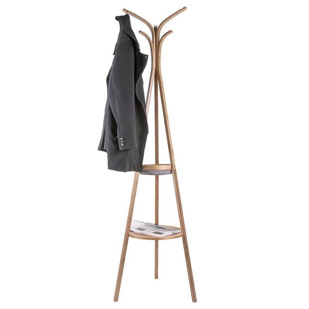 PRESENT TIME - Coat hanger Native - bamboo - natural and practical decoration