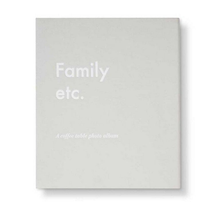 PRINTWORKS - Coffee table photo album - Family etc.