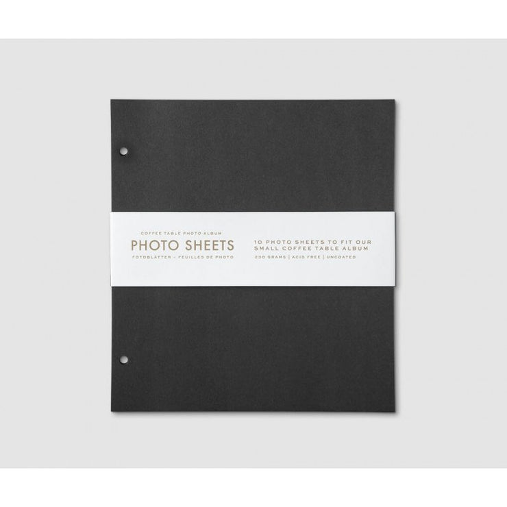 PRINTWORKS - Refill sheets for photo album - Small