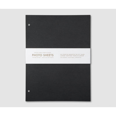 PRINTWORKS - Refill sheets for photo album - Large