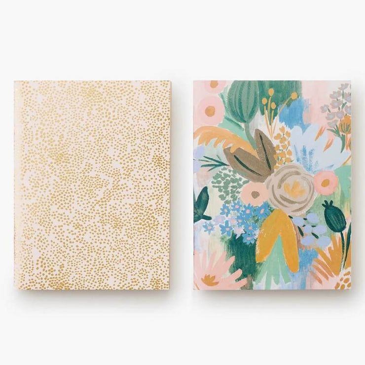 Set of 2 pocket notebooks - Luisa