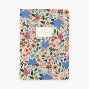 Set of 3 notebooks - Wild Rose