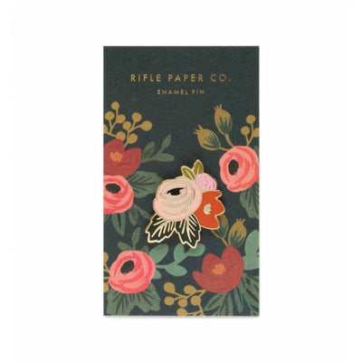 RIFLE PAPER CO - Flower enamel pin