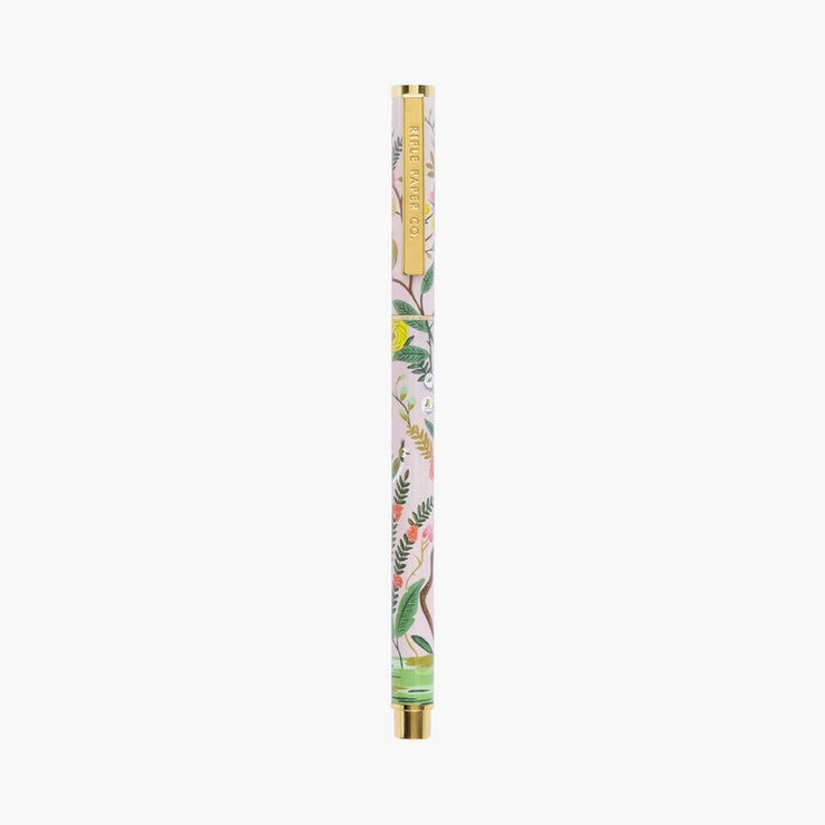 RIFLE PAPER CO - Refillable pen - Shangai Garden