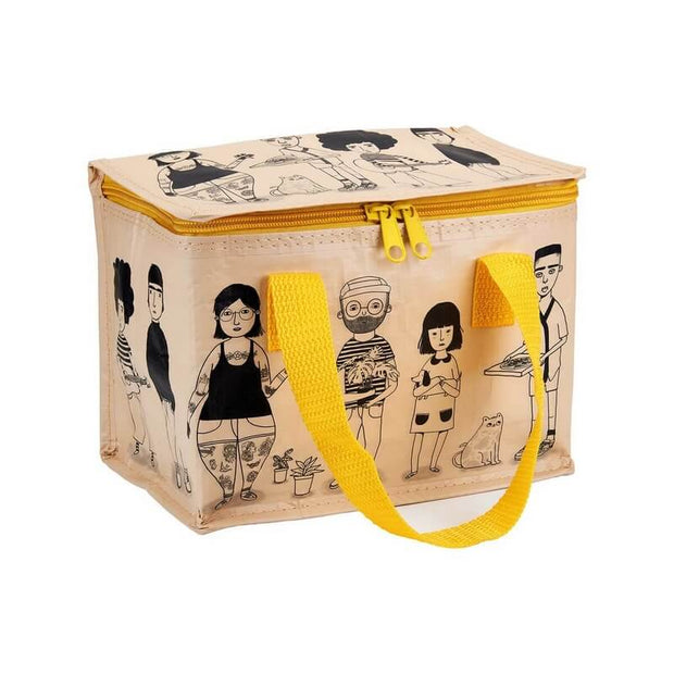 SASS & BELLE - My Kind of People lunch bag for kids