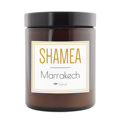 Marrakech scented candle - Neroli